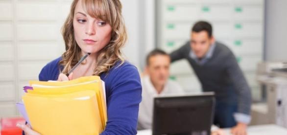Le sexisme au travail, encore et toujours présent