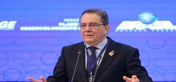 Presidente do IBGE, Paulo Rabello de Castro assumirá BNDES. Foto: Antonio Cruz/Arquivo/Agência Brasil