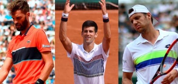 Roland-Garros : Paire balayé par Nadal, Djokovic serein, clap de ... - sudouest.fr