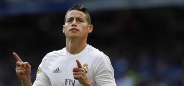 Transferts - James Rodriguez au PSG, ça avance - Ligue 1 2015-2016 ... - eurosport.fr