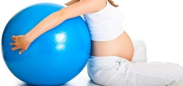 Conheça os benefícios do pilates na gravidez (Foto: Google)
