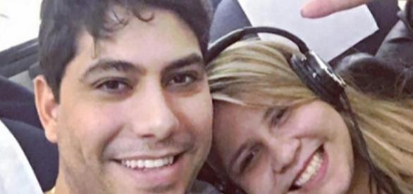 Marília exibe surpresa feita ao noivo - Google