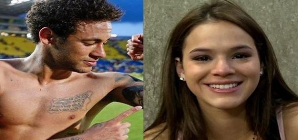 Neymar curtirá férias com Marquezine