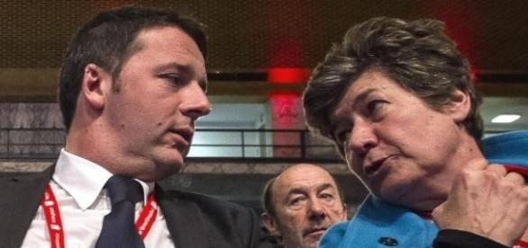 Prosegue lo scontro sui voucher tra Renzi e Camusso