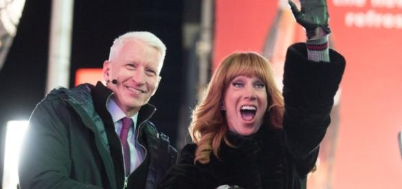 CNN officially removes Kathy Griffin from its New Year's Eve ... - aol.com