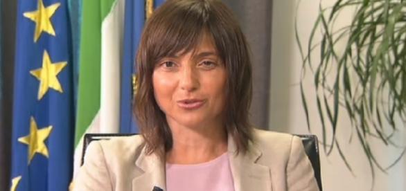 Debora Serracchiani del PD parla di attualità politica