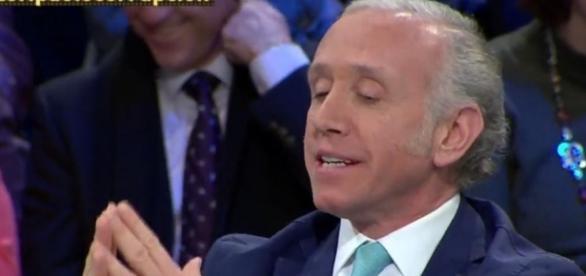 Eduardo Inda en el plató de 'laSexta noche'