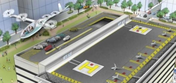 Elevate: Uber plans to add 170-mph VTOL flying taxis to its on ... - newatlas.com
