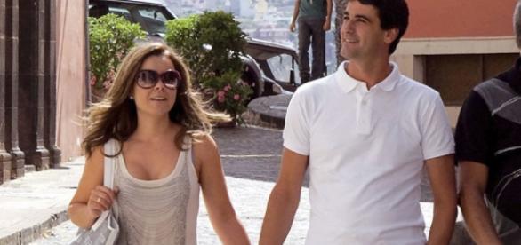 Jesulín y María José Campanario, diez años de amor - diezminutos.es