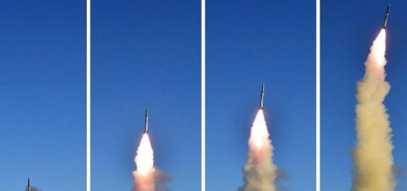 La Corée du Nord a tiré trois missiles en trois semaines
