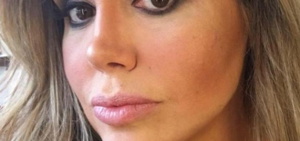 Modelo Renata Banhara foi internada três vezes este ano.