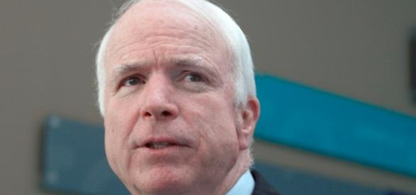 Sen. John McCain / Photo by Jim Greenhill, Flickr via wiki Creative Commons Attribution 2.0 Generic