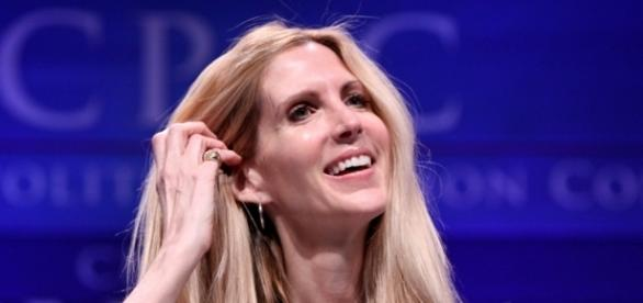 Ann Coulter Gets Torn To Pieces At Rob Lowe's Roast. Grab The ... - queerty.com