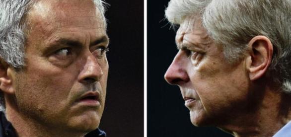 Arsenal manager Arsene Wenger takes swipe at Manchester United ... - telegraph.co.uk