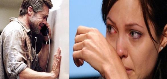 Brad Pitt confessa que errou com Angelina - Google