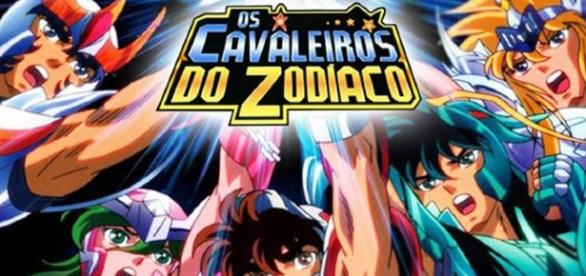 """Cavaleiro do Zodíaco"" é exibido na Rede Brasil"