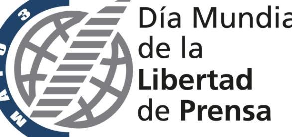 Día mundial de la libertad de prensa. Fuente: Imágenesnoticias.com