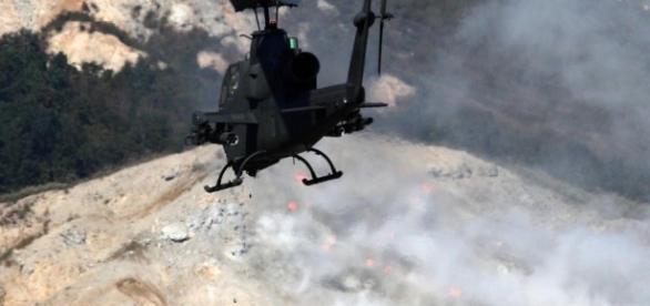 Drone in volo ed esercitazioni Usa nei cieli di Pyongyang. Kim ... - lastampa.it