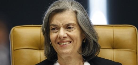 Ministra do Supremo Tribunal Federal, Cármen Lúcia