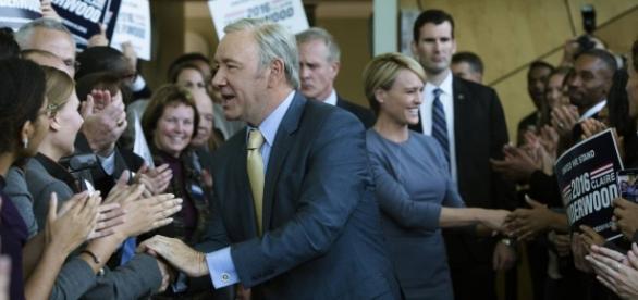 """Nova temporada de """"House of Cards"""" está na lista"""