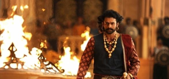 Prabhas from Baahubali 2 movie