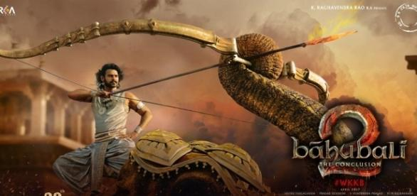 Prabhas from Baahubli: The Conclusion movie