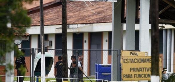 Preso é assassinado no Complexo Médico-Penal de Pinhais, região metropolitana de Curitiba