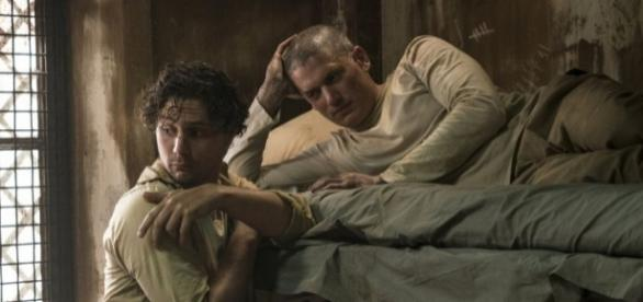 Prison Break | Michael Scofield e Whip em Ogygia