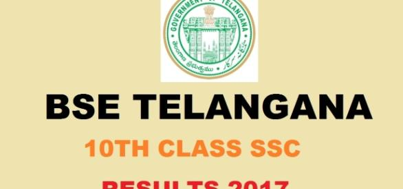 Telangana 10th class results today at 4 pm