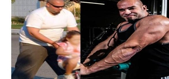 Veja a incrível transformação desses homens