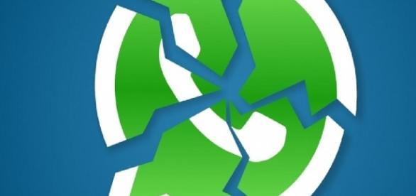 WhatsApp é retirado do ar - Google