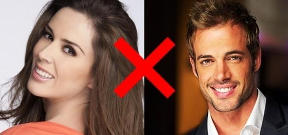William Levy responde a Jacqueline Bracamontes