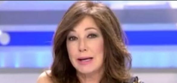 Ana Rosa Quintana en el programa