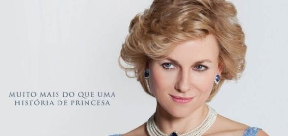 "Cartaz do filme ""Diana"" (2013)"