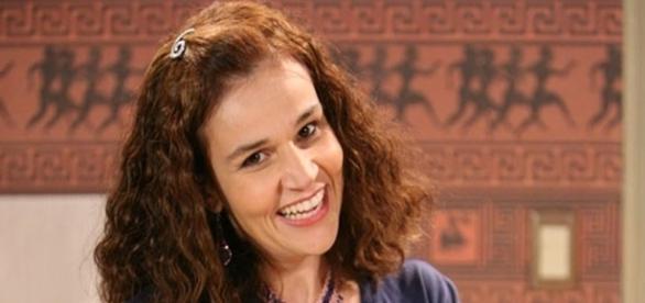Cláudia Rodrigues luta contra a esclerose múltipla (Foto: Divulgação/TV Globo)