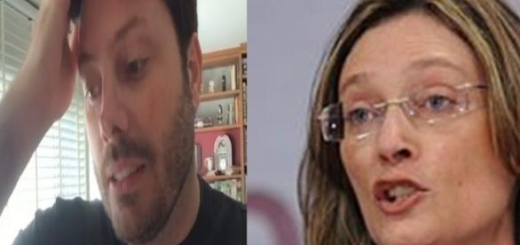 Danilo Gentili leva processo de Maria do Rosário