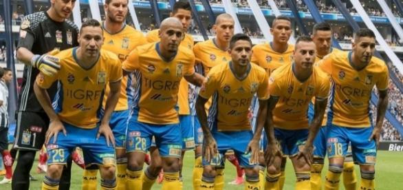 Fotografía: Equipo Tigres Liga MX