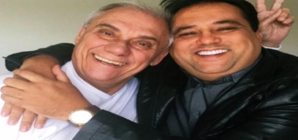 Geraldo diz que ama Marcelo - Google