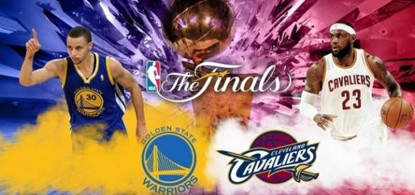Golden State Warriors vs Cleveland Cavaliers 2017 NBA Finals - The Sports Bank - thesportsbank.net