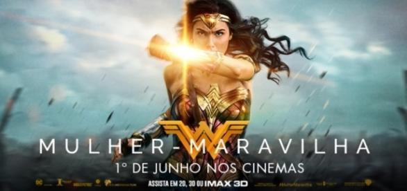 Mulher Maravilha estreia esta semana
