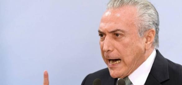 Presidente da República, Michel Temer, concedeu entrevista à imprensa estrangeira na noite desta segunda-feira (29), em São Paulo