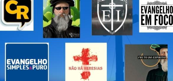 Siga sete páginas cristãs no Facebook