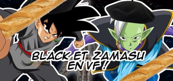 Black et Zamasu en VF ? Quels comédiens/voix ?