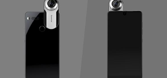 This is the Essential Phone/Photo via Essential.com