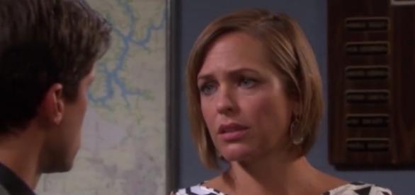 Has Nicole forgiven Eric on 'Days Of Our Lives?' - Image via The Emmy Awards/Photo Screencap via NBC/YouTube.com