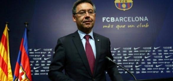 Le président du Barça pour une nouvelle ère