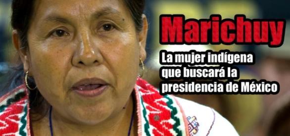 Marichuy, la mujer indígena que buscará la Presidencia de México ... - notisistema.com