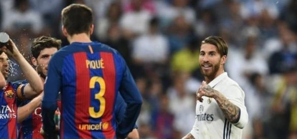 Real Madrid: Ramos a infligé l'humiliation du siècle à Piqué!