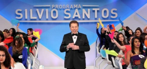 Silvio Santos precisa se afastar da TV, por conta de uma forte gripe