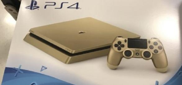 Sony Preparing To Launch 1TB Gold PS4 Slim In June? : CULTURE ... - techtimes.com
